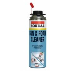 Очиститель пены SOUDAL PU FOAM CLEANER 500мл 122716