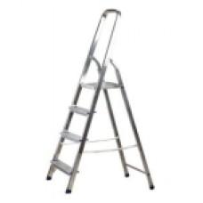 Лестница-стремянка алюминиевая, 4 ступени, 82см 38801-4