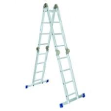 Лестница шарнирная 4х4 ступени, 97791