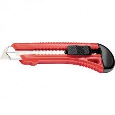 Нож MATRIX 18мм металлическая направляющая 78918