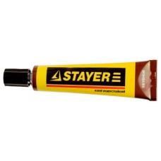Клей Stayer обувной водостойкий на блистере 30 мл 41989