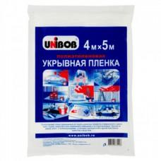 Пленка укрывная UNIBOB 4х5 м, 8 мкм 40186