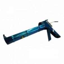 Пистолет для герметика HOBBI зубчатый 310мл 23-1-002