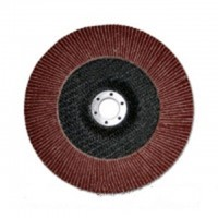 Круг лепестковый торцевой 125х22 мм Р20 для УШМ HARDAX 45-6-120