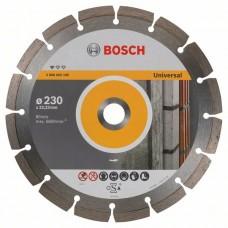 Алмазный круг BOSCH UPE 230 универсальный 2608602195