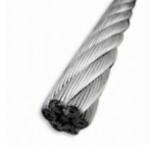 Трос стальной 1мм DIN 3055