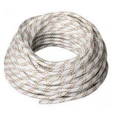 Шнур полиамидный плетеный D8мм