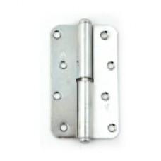 Петля накладная левая ПН1-110 цинк