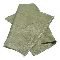 Строительный мешок зеленый