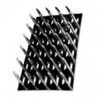 Пластина гвоздевая оцинкованная 96х200 мм
