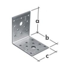 Уголок соединительный KL 90x90x65x2