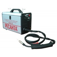 Полуавтоматический сварочный аппарат инверторного типа Ресанта САИПА-135