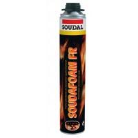 Пена монтажная SOUDAL SOUDAFOAM FR Противопожарная 750мл 122252