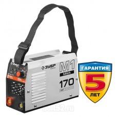 Инвертор сварочный ЗУБР Мастер ЗАС-М1-170